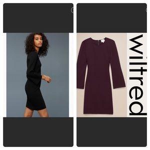 NWT Aritzia Wilfred Scriva Dress Sz XXS